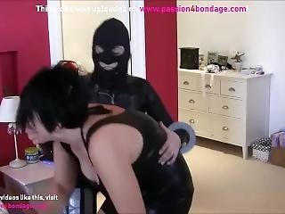 Duct Tape And Hogtie