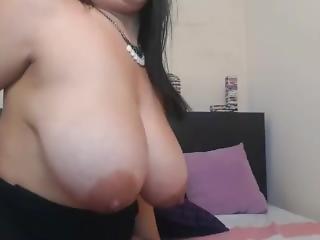 Busty Teen Masturbating - Alice Jhonson