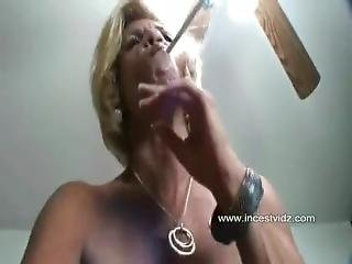Mature Smoking Sex