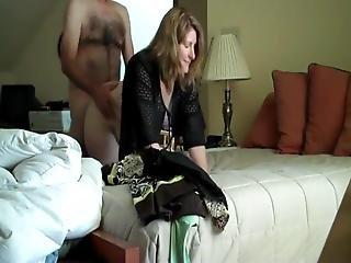 Mature Wife With Boss On Vacation