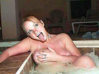 Dream girls hot tub sex understand this
