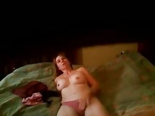Milf Caught Rubbing Her Clit