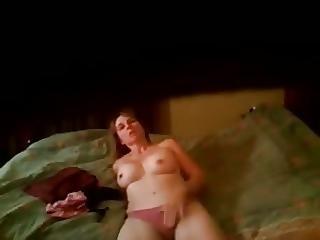 Milf Caught Rubbing Her Clit