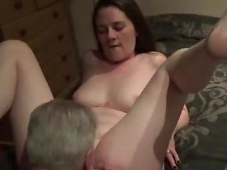 Amateur Old Man And Teen