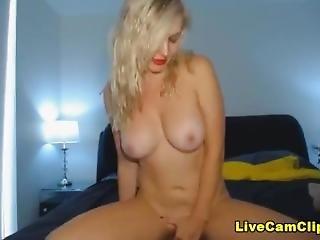 amatör, röv, brud, stor röv, stortuttad, blondin, camtjej, onani, solo, webcam