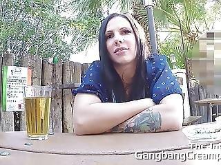 Gangbang Creampie G33 Interview