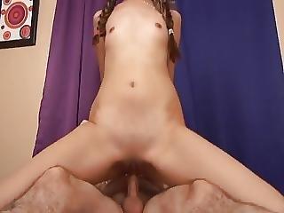 Facial, Fingering, Horny, Pussy, Skinny, Small Tits, Teen