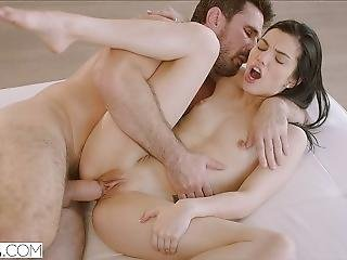 Vixen Young Actress Has Crazy Passionate Sex