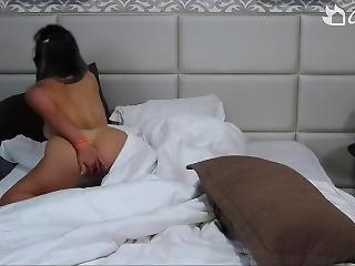 brésilienne, crème, serrée, masturbation, solo, jet de mouille, Ados, jeune