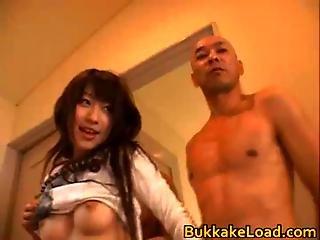 Crazy Asian Women Having A Kinky Time