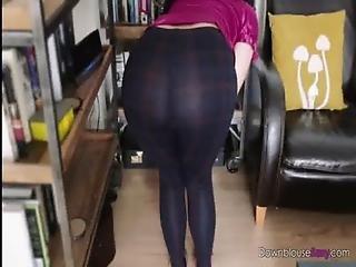 Kayla Louise - Sexy Bookworm - Short Trailer