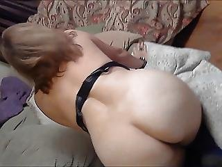 Slutwife Joanne Opening Her Cunt For Web Display
