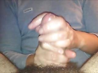 Skilled Milf Stroking His Schlong