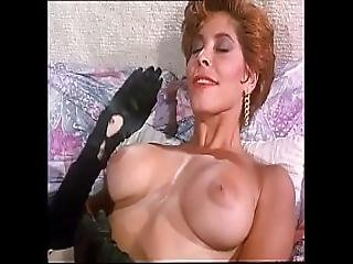 anal, italienne, star du porno, vintage