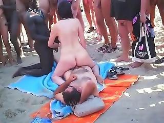 바닷가, 성숙한, 섹스
