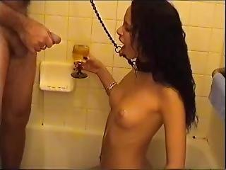 Piss Drinking - A Glassfull