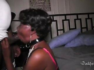 Grandma Takes It Up The Ass