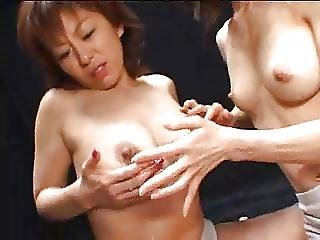 Giapponese, Latte, Lesbica, Latte, Madre