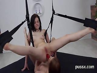anal, brunette, cul, buttplug, tchèque, gode, grosse, lesbienne, rousse, Ados, Ados Anal
