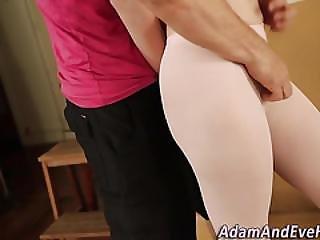 Pantyhoes Hottie Sucking