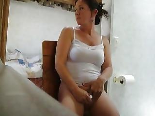 amatööri, itsetyydytys, milf, orgasmi, vibraattori