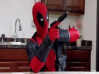 Lady Deadpool Family Love Story Trailer
