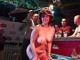 Fantasy Fest 15 Bottle Up Pussy