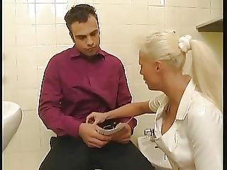 Lexi Blank Die Spermaprobe