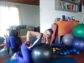 Cul, Cul, Chatte Aspirateur, Fitness, Mature, Milf, Sport