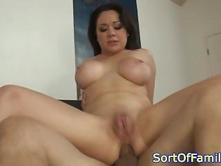 Busty Stepsister Atm And Anal Before Facial