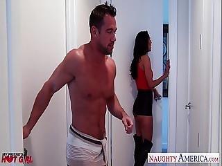 Hot Brunette Abby Lee Brazil Fucking