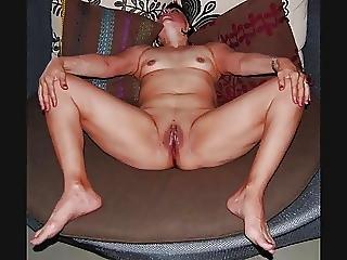 Hot Brune Whore In Exhibition