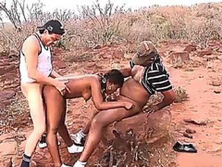 afrikansk teenage sort porno