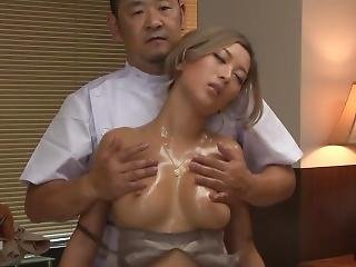 Babe, Japanese, Massage
