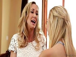Brandi Love And Tara Morgan At Mommy S Girl