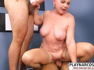 Lovely Not Mom Jewel Wants To Fuck Sweet Teen Step Son