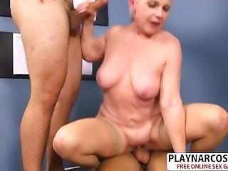 pipe, nique, hardcore, mature, milf, maman, brusque, sexe, Ados, jeune