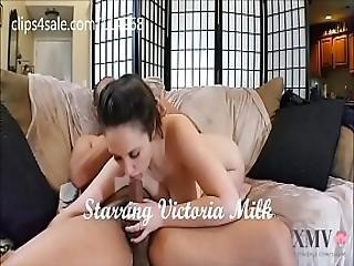 Victoria Milk Suck And Fuck Compilation