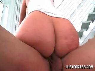 Big ass lusty bitches riding big peckers in foursome
