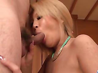 Karin Amazes With Her Shaved Pussy And Tight Ass