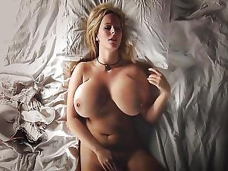Insatiable Blonde With Big Naturals