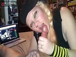 Blonde Milf Cock Slut