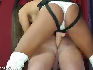 anaal, bondage, fetish, ruw, sex