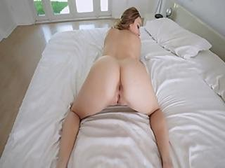 Kasey Miller Films Herself Touching Her Pussy For Stepbros Viewing
