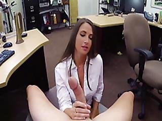Sexy Ass Tall Babe Loves Getting Fucked In A Standing Position By A Huge Cock