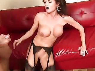 Wankz- Hot Cougar Teacher Veronica