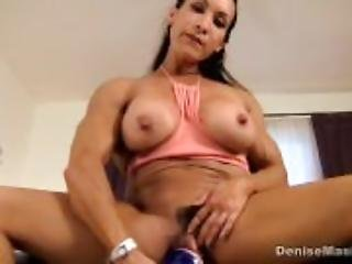 Denise Masino-Clit Pump, Flesh Light Fuck