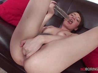 Chick Gets Her Ass Ravished