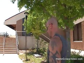 Homegrown amatööri video