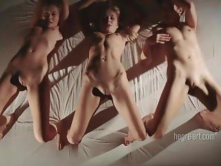 Darina L + Lola + Mya Threesome Fantasy Hegre-art Full Hd